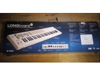 Keyboard E-MU LONGboard 61