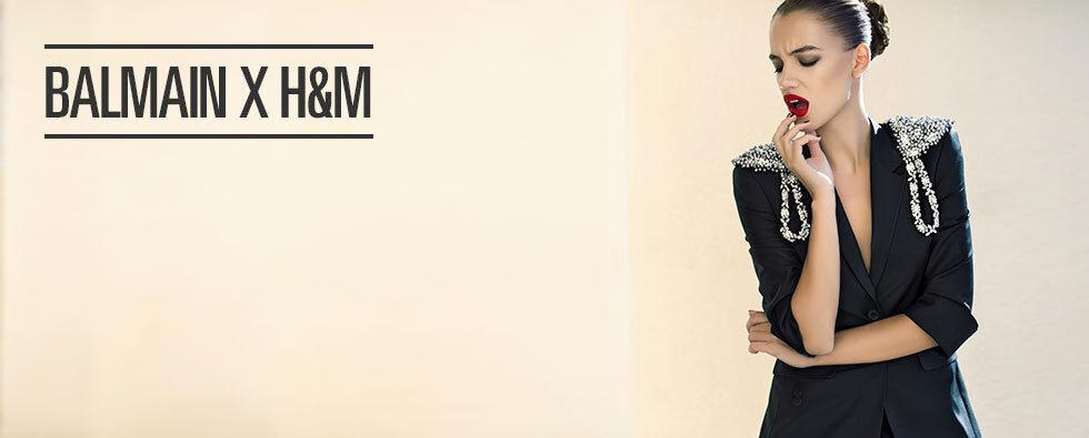 994fd9050 Balmain x H&M   Designer Fashion for Men & Women   eBay