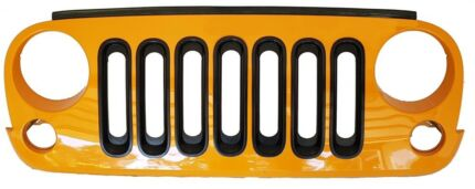 Jeep Wrangler JK stock front bumper North Lakes Pine Rivers Area Preview