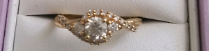 18ct Diamond Ring Owen Wakefield Area Preview