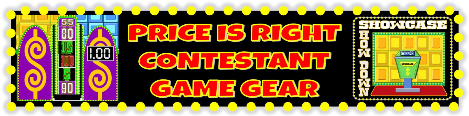 GoPlayer Tshirts -TV Game Show Gear