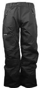 New Mens Insulated black ARCTIX Snow Ski Pant Snowboard 3XL 3X 4XL 4X 32