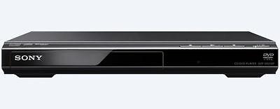 Sony DVPSR210P Progressive Scan Black DVD Player - DVP-SR210P