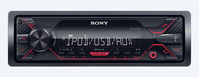 Sony Autoradio Android 1 DIN Sintolettore Mp3 USB Stereo Auto 220 WDSX-A210UI