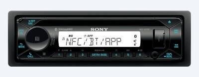 Sony MEXM72BT Bluetooth Marine-Radio (CD Player, USB, AUX-In, Apple iPod) Bluetooth-marine