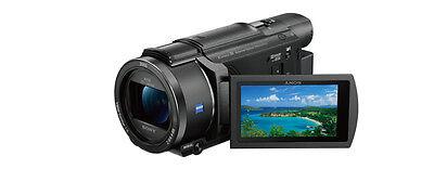 *Brand New* Sony FDR-AX53 16.6MP 4K Ultra HD Handycam Black