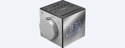 Sony ICFC1PJ Alarm Clock Radio - Time Projection with Adjustable Viewing Angle
