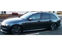 March 2015 Audi A6 avant 2.0 tdi ultra manual