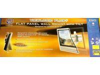 BTECH FLAT PANAL WALL MOUNT - SILVER
