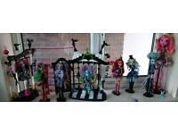 Monster High complete freak du chic set