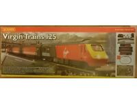 Virgin train 125, train set