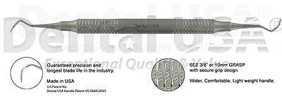 Dental Sickle Scaler 204s By Dental Usa 1208