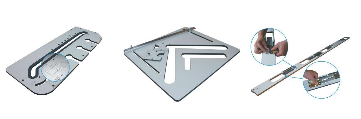 DTS pro routingjigs