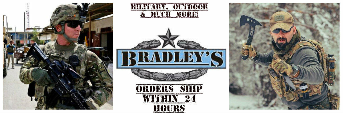 Bradley's Military Surplus