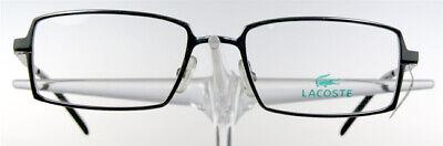 LACOSTE 7723 Brille Brillengestell Silber Glänzend Damen Herren Eyeglasses NEU