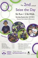 2nd Annual Seize the Day Event- Sept 27