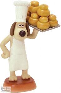 Harrop Wallace and Gromit A Matter of Loaf  Death Gromit Figurine Ornament WG07