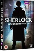Sherlock Series 1 and 2