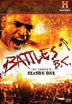 BATTLES BC: COMPLETE SEASON ONE (2PC) - DVD - Region 1 - Sealed