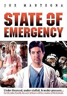 STATE OF EMERGENCY Region Free DVD - Sealed
