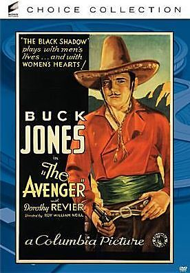 AVENGER ( B&W) Region Free DVD - Sealed