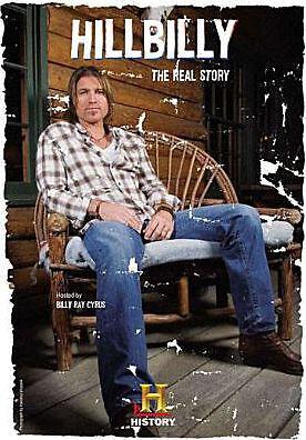 HILLBILLY: REAL STORY - DVD - Region 1 - Sealed