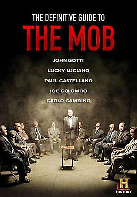 DEFINITIVE GUIDE TO: THE MOB - DVD - Region 1 - Sealed