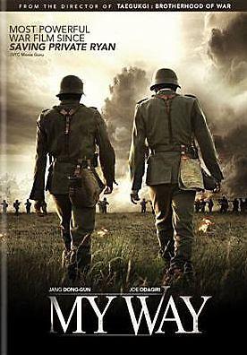 MY WAY - DVD - Region 1 - Sealed
