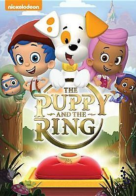 BUBBLE GUPPIES: THE PUPPY & THE RING - DVD - Region 1 - Sealed