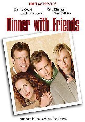 Dinner with Friends (Dennis Quaid) - Region Free DVD - Sealed