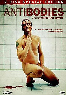 ANTIBODIES - DVD - Region 1 - Sealed