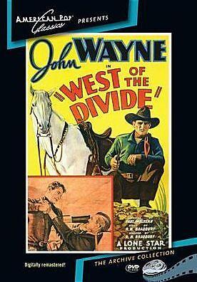 "West of Divide (George ""Gabby"" Hayes) - Region Free DVD - Sealed"