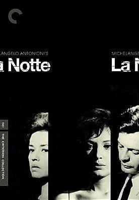 CRITERION COLLECTION: LA NOTTE - DVD - Region 1 - Sealed