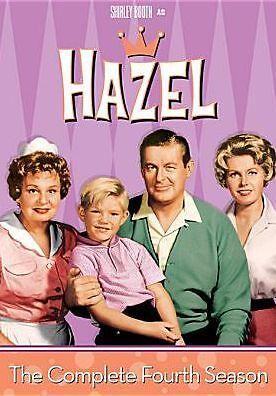 HAZEL: SEASON 4 (Maudie Prickett) - DVD - Region 1 Sealed