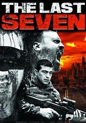 LAST SEVEN (Tamer Hassan) - DVD - Region 1