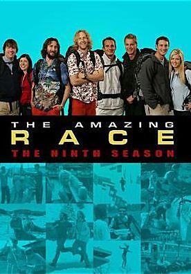 Amazing Race Season 9 (David Conley) - Region Free DVD - Sealed