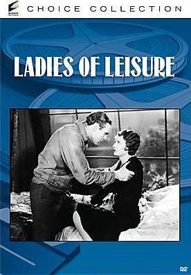 LADIES OF LEISURE (1930) ( B&W) Region Free DVD - Sealed