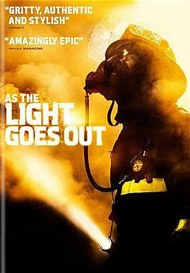 AS THE LIGHT GOES OUT - DVD - Region 1 - Sealed