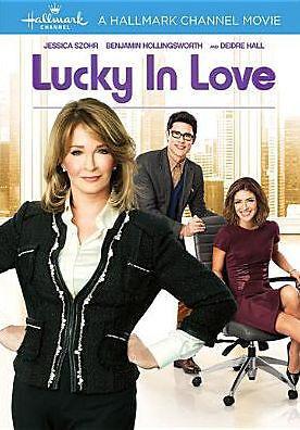 LUCKY IN LOVE (hallmark movie)- DVD - Region 1 - Sealed - Lucky In Love Movie