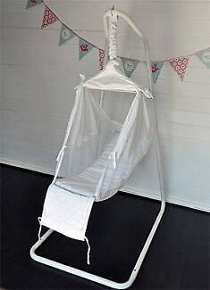 Medium image of amby baby hammock used