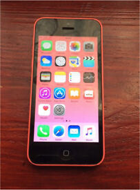 IPhone 5c Pink Good Condition