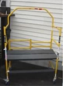 4' baker for sale never used and stored 100.00 firm  Gatineau Ottawa / Gatineau Area image 1