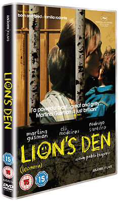 LIONS DEN - DVD - REGION 2 UK