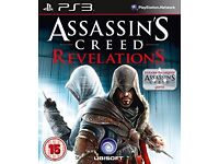 Assassin's Creed Revelations + Assassin's Creed Playstation 3 *Perfect Condition* FREE DELIVERY