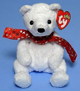 2000 Holiday Teddy Ty Beanie Baby stuffed animal Kitchener / Waterloo Kitchener Area image 1