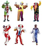 New Clown Halloween Costumes 50% OFF - Free Ontario Shipping