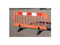 Avalon safety barriers (x2)