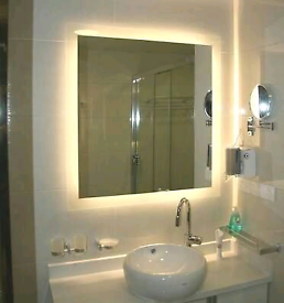 Mirrors Illuminated LED Mirror withTouch Sensor