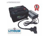 18-27 Hole Golf Trolley LiFePO4 Lithium Battery(16ah 12v) FOR SALE
