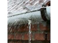 Gutter cleaning from £40. Roof repairs from£75, resealing ,roof cleaning.